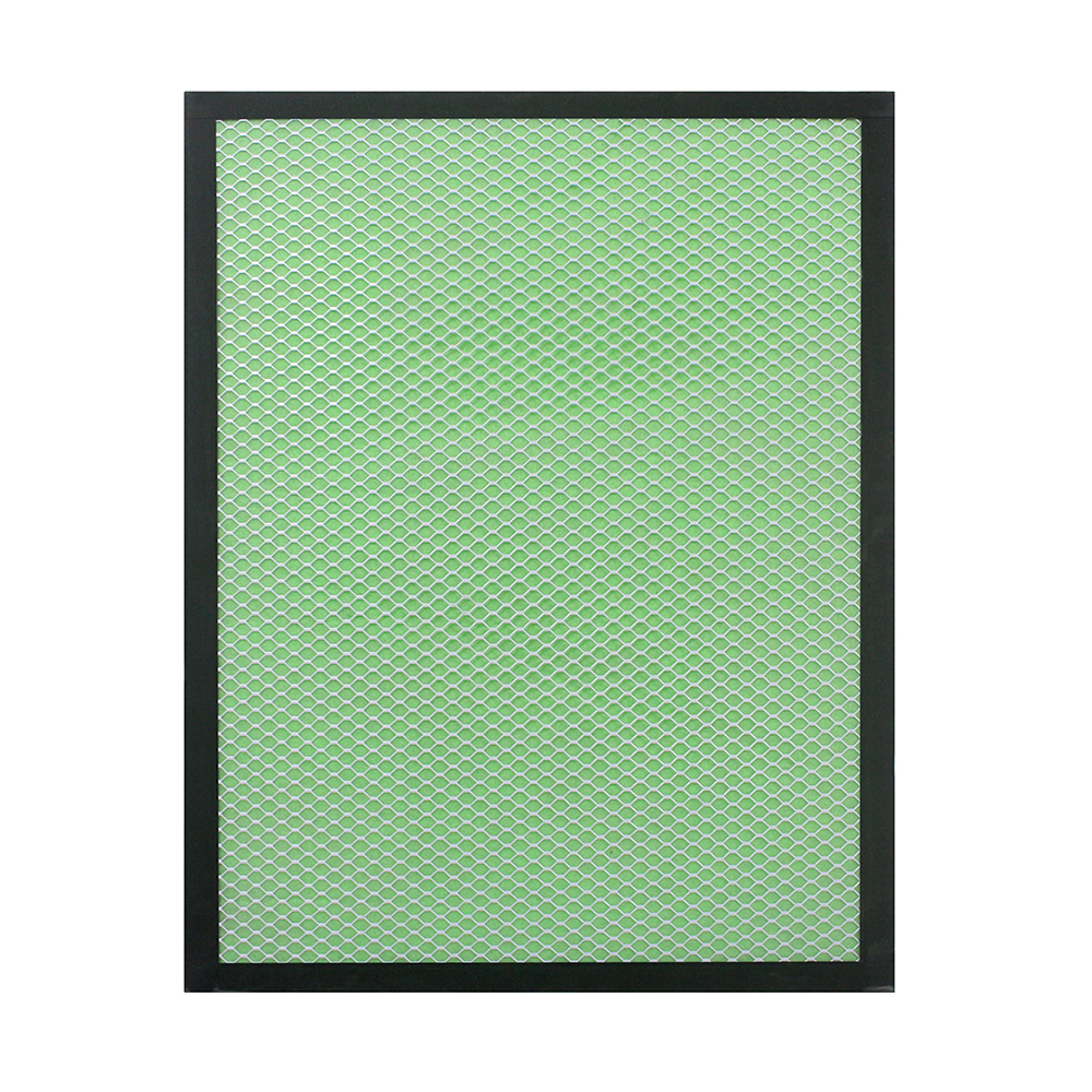 PM5.0 um particulate matter filters G1,G2,G3,G4 Green or White cotton primary filter