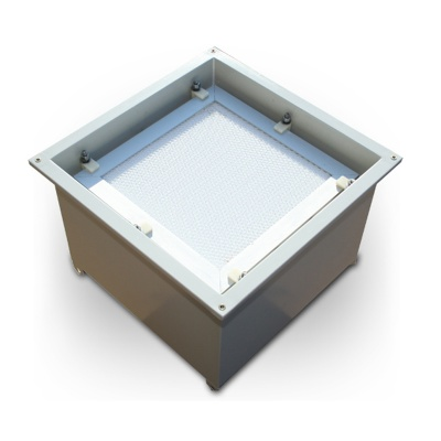 HEPA BOX use DOP Liquid groove filters better seal HEPA filter
