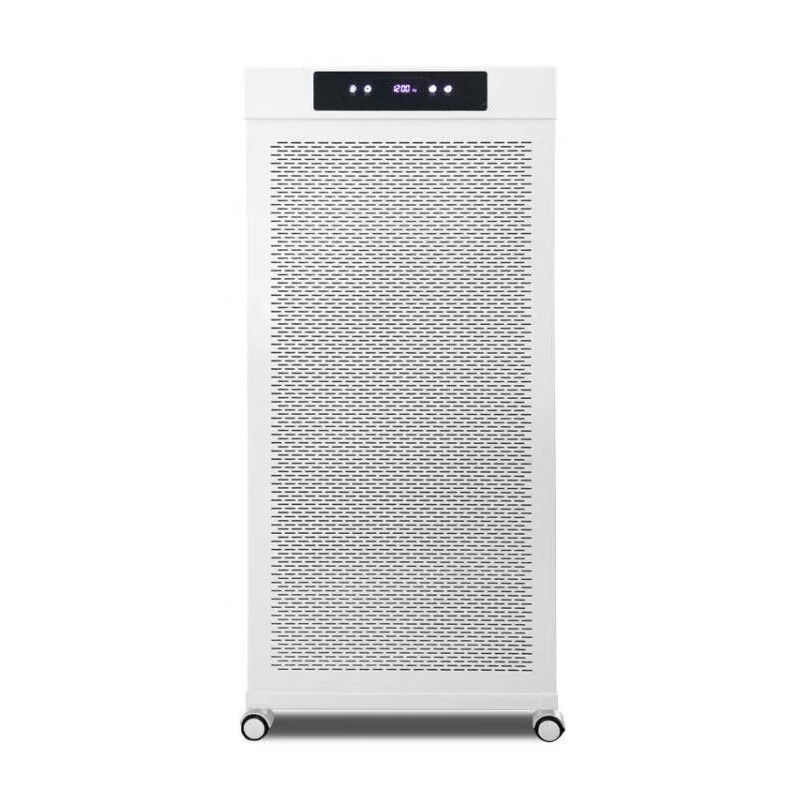Intelligent APP Smart Control Touch Screen Home Office Civil Use Air purifier Cleaner
