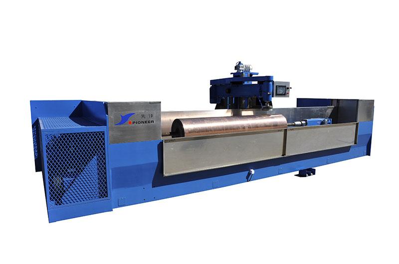 BYM-1000×3800型版輥研磨機