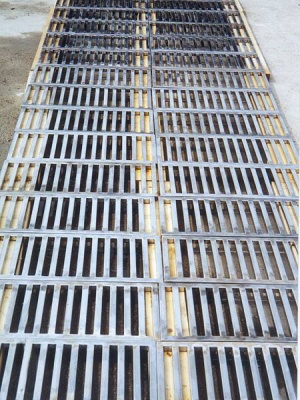 不銹鋼渠 Stainless Steel Grating Cover
