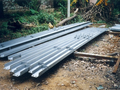 槽鐵支架 Channel Frame