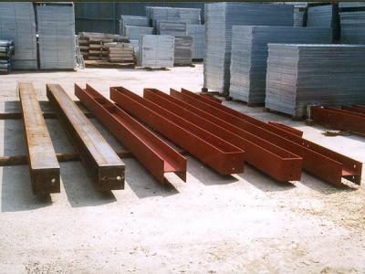工字型鋼鐵件 Structure I Beam