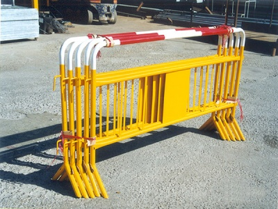 鐵馬欄河 Portable Barrier (1.5M, 1.8M & 3M)