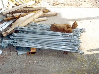 熱浸鋅螺絲 Hot Dip Galvanize Bolt