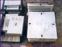 ATC, E&M 水泥沙井蓋 ATC,E&M Draw Pit with Concrete Filing