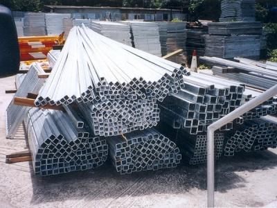 熱浸鋅方通Hot Dip Galvanize Square Hollow Section