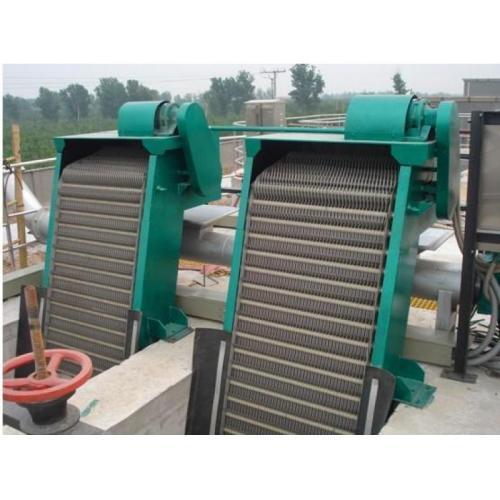 机械格栅水资源的整体规划