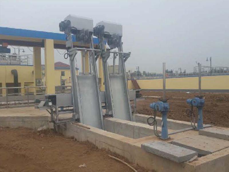 河北省衡水市經濟開發區污水處理廠