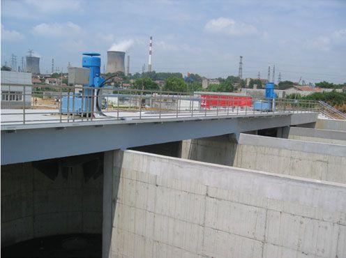 東安縣污水處理廠
