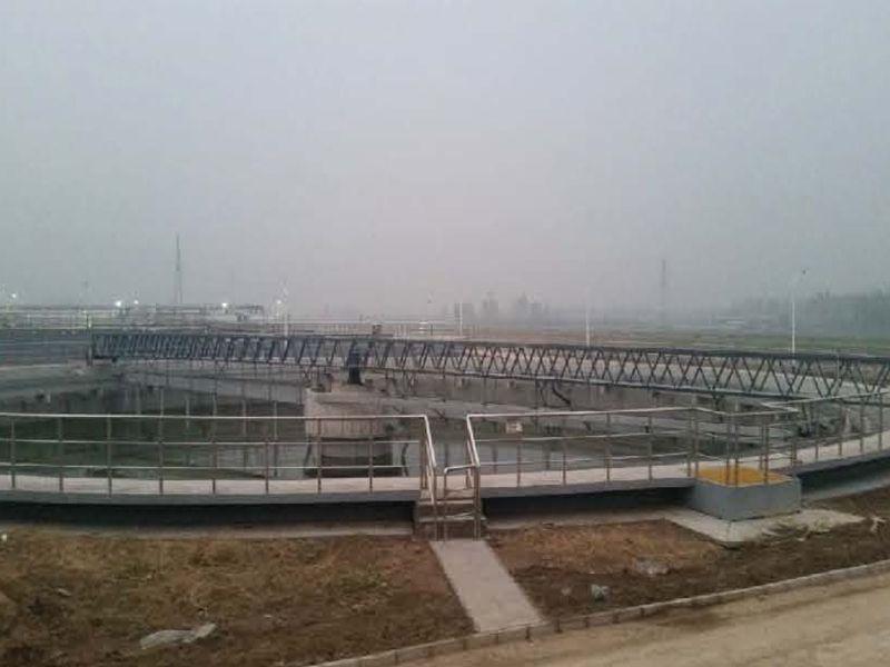 湖北省谷城縣聶家灘污水處理廠