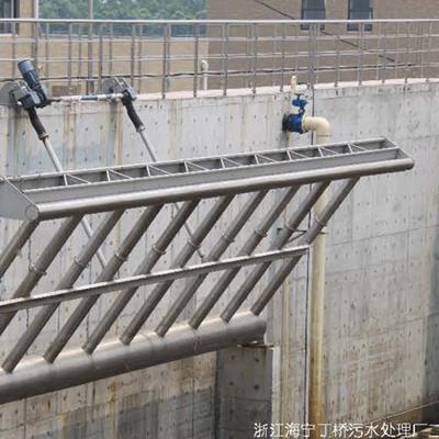 旋轉式潷水器