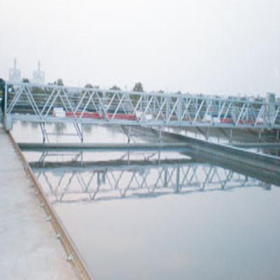 YQG型橋式刮渣刮泥機
