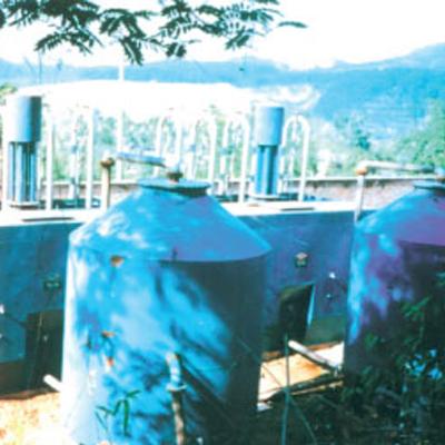 KCG型高效沉淀器
