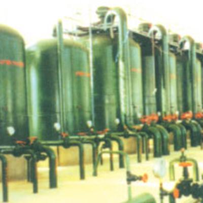 YXS系列游泳池水處理設備