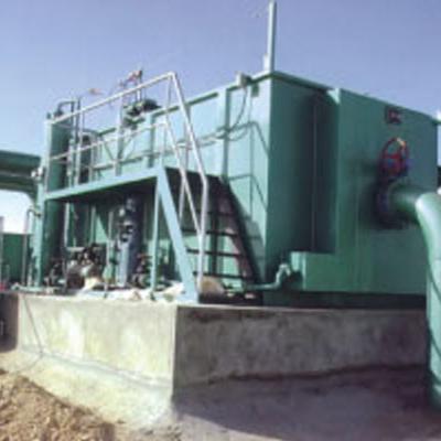QF型組合式高效氣浮裝置