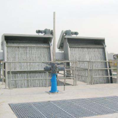 LF型鏈板回轉式格柵除污機