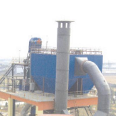 RQM型氣箱脈沖袋式除塵器