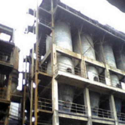RGM型高爐煤氣脈沖袋式除塵器