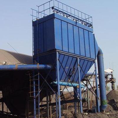 RDM大型行噴脈沖袋式除塵器