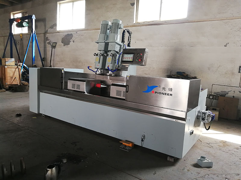 Dual Drive-- BYMS Grinding  Machine