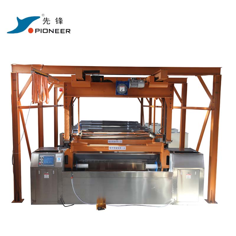 Automatic Gravure Cylinder Chrome Plating Line
