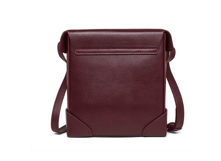 fashion ladies real leather bag-HB17037