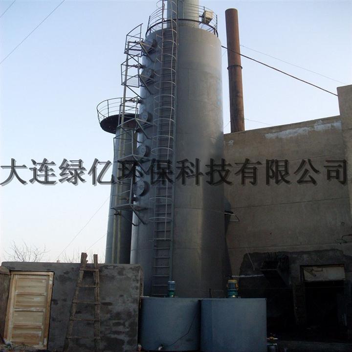 哈尔滨第一供热公司除尘脱硫项目