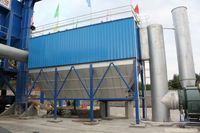 大连生生物业2台40T+1台20T锅炉烟气除尘工程