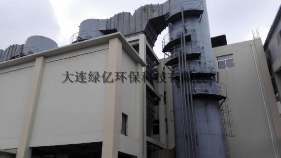 大连民祥供热有限公司脱硫项目