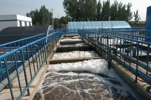 北京嘉事大恒污水处理工程