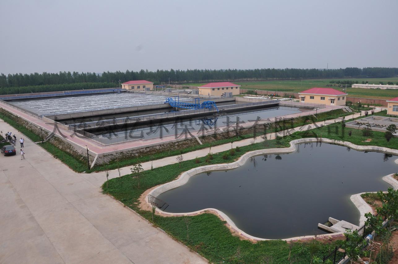 泰州市沈高镇官庄村生活污水处理工程