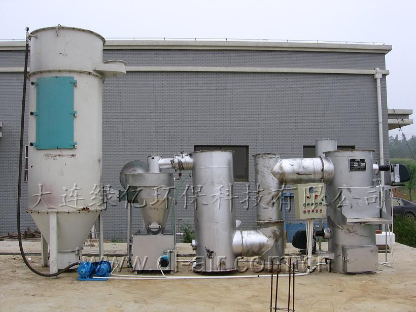 尾气处理装置  工厂尾气处理  尾气处理设备
