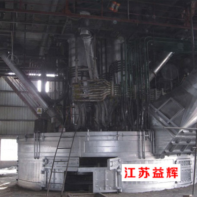 铁合金矿热炉