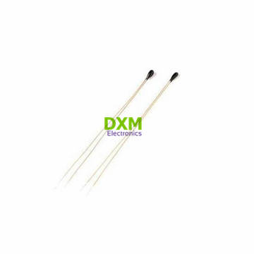 Bead type enameled Cu wire coating high precise NTC Thermistor for temperature control-MF52E series