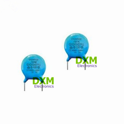 Safety standard recognized ceramic capacitor Y1,Y2 series