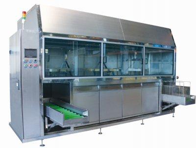 ES-M系列多槽全自动清洗系统