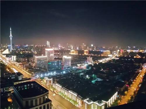 天津全運會城區亮化