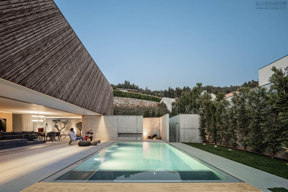 现代简约别墅设计,每一处都很精致!