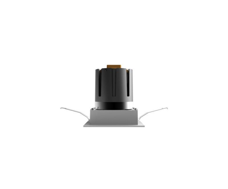 Square 3'' COB Downlight