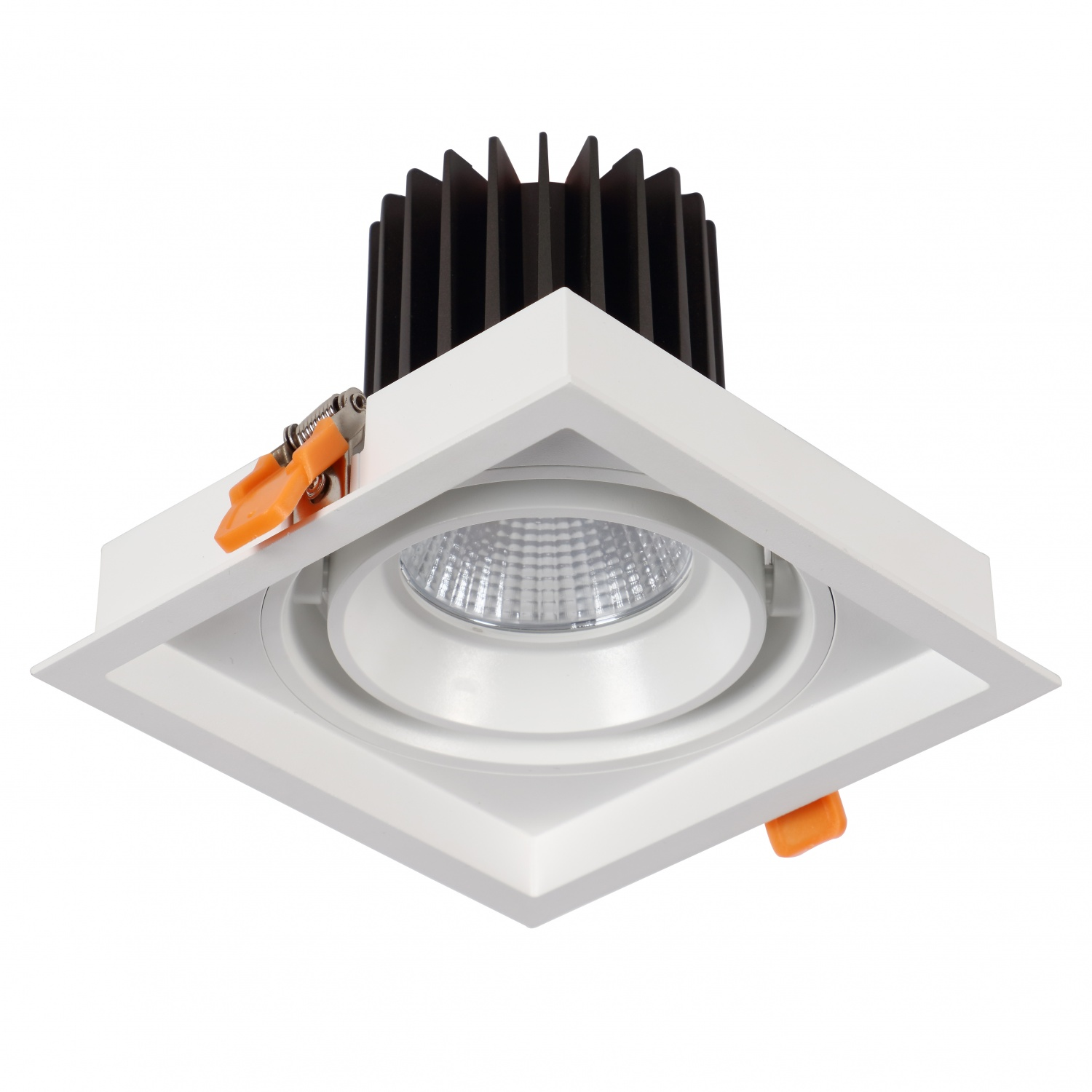 Single Grille COB Downlight