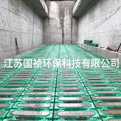 铜陵污水处理厂10万吨提标改造滤砖项目