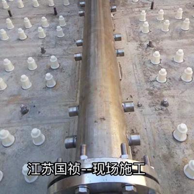 反硝化深床濾池--大慶油田工程