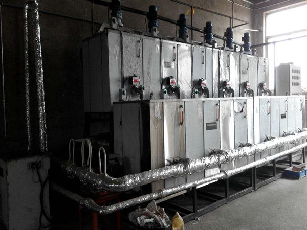 低温蜡处理系统技术参数