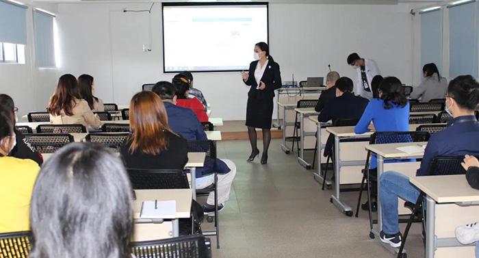 加强制度培训 促进管理提升 ▏深圳中检联开展财务及采购制度培训会