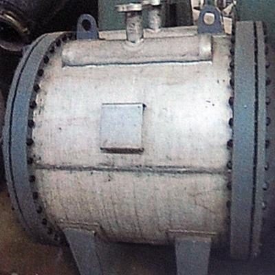 可拆式螺旋板换热器