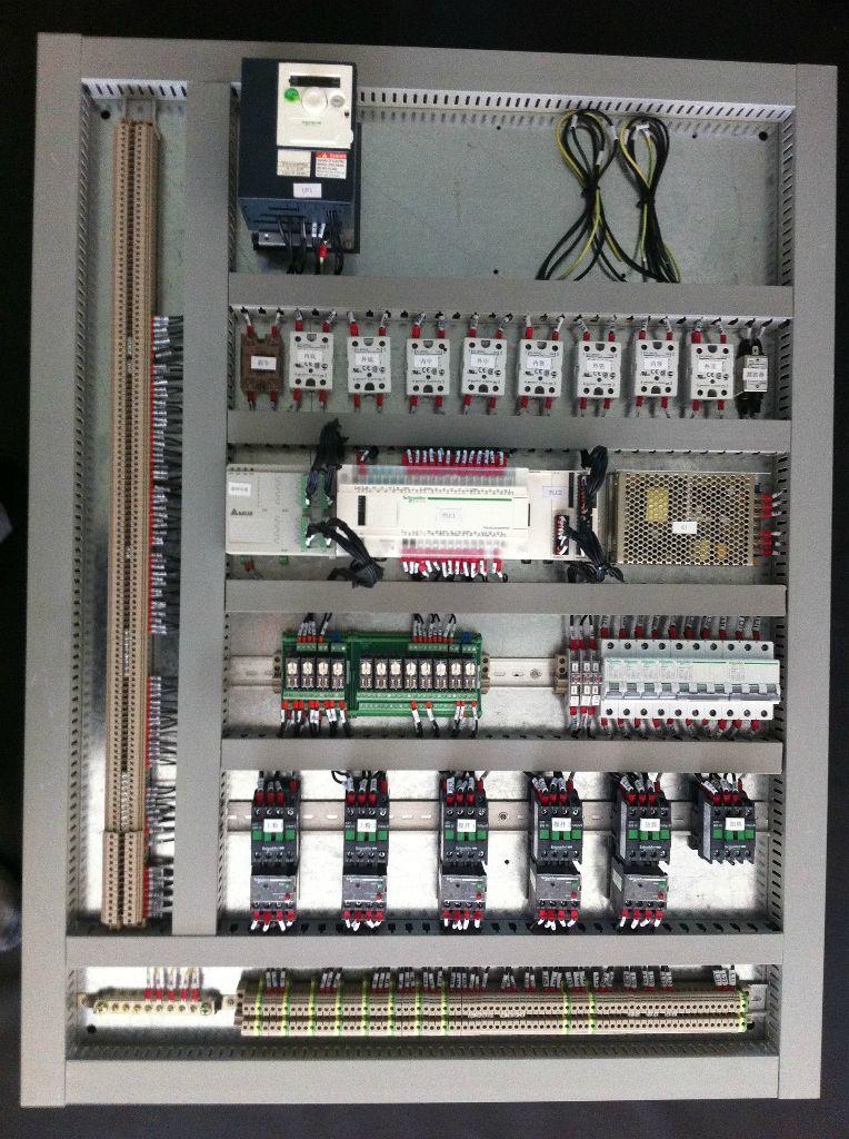 重庆温湿度PLC控制柜