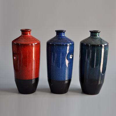 TS-004陶瓷酒瓶