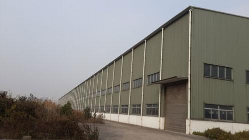 钢结构车间仓库工程案例