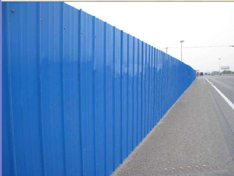 彩钢围墙活动墙